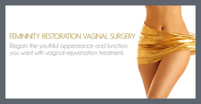 RESTORATION VAGINAL SURGERY